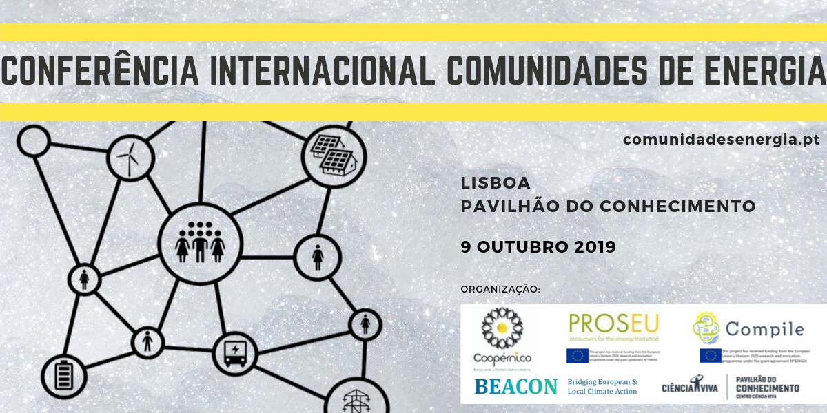 Conferência Comunidades de Energia