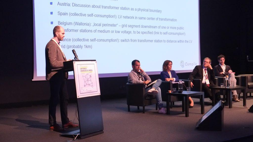 Painel Regulação Comunidades de Energia: Uma visão nacional e europeia - Dorian Frieden (JOANNEUM reseach)