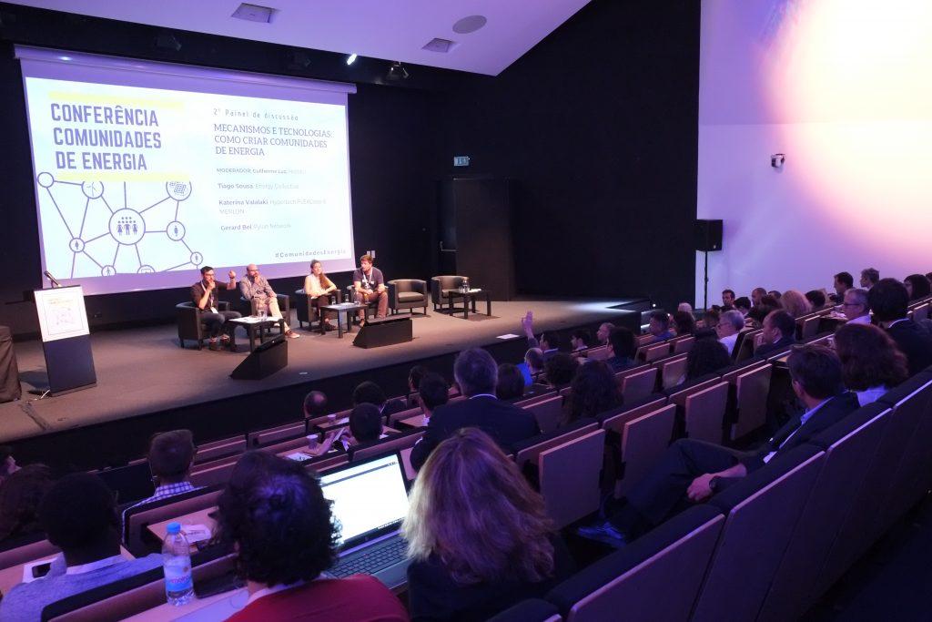 Painel Mecanismos e Tecnologias: Como criar comunidades de energia - Q&A