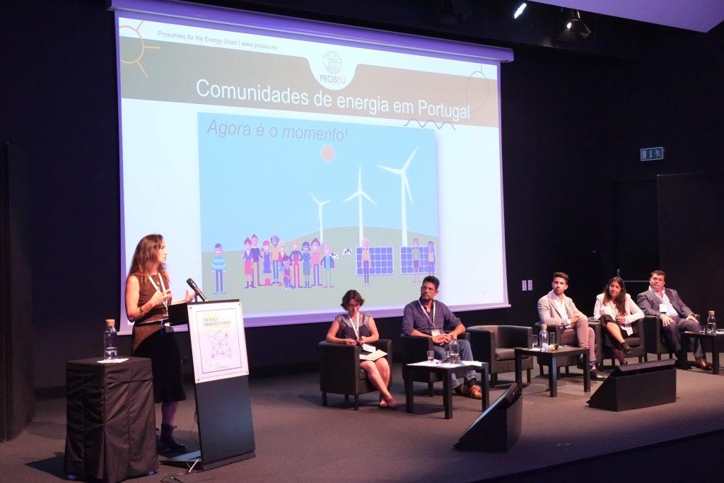 Painel Casos Piloto em Portugal - Inês Campos (PROSEU project)