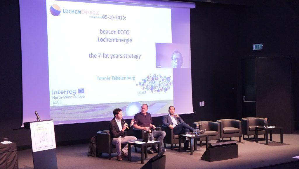 Painel Da ideia à realidade: Casos de sucesso pelo mundo -Tonnie Tekelenburg (Lochem Energie, Holanda)