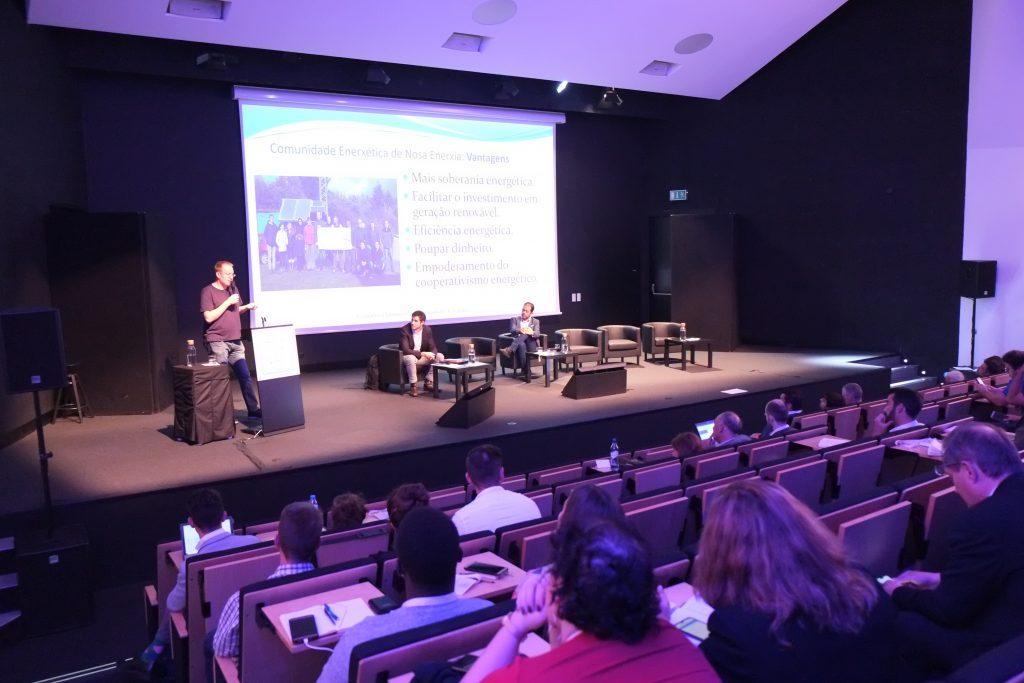 Painel Da ideia à realidade: Casos de sucesso pelo mundo - Pablo Álvarez Fernández (Ilha de Arousa, Espanha)